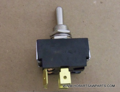 On/Off Switch for Hobart 5700, 5701, 5801, 6614 & 6801 Meat Saws. Replaces 87711-143-1