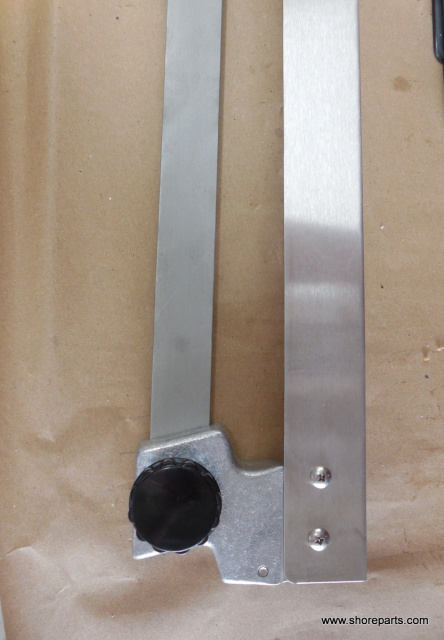 Upper Saw Guide Support Assembly for Hobart 5700, 5701, 5801 & 6801 Meat Saws