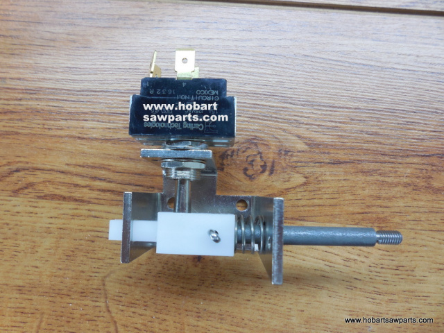 On/Off Switch for Hobart 5700, 5701, 5801, 6614, 6801 Meat Saws. Replaces 291512