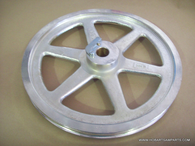 "Upper 14"" Saw Wheel For Hobart Meat Saw Model 5214 Replaces R72363"