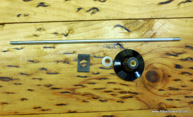 On/Off Rod Switch Kit for Hobart 5614 Meat Saws, Replaces M78833-3
