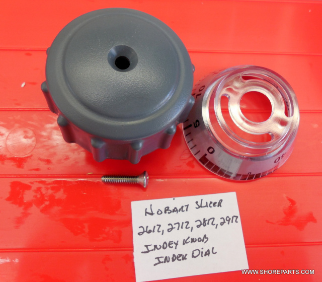 Indexing Knob & Dial Replaces Hobart 00-875348 and 00-875370