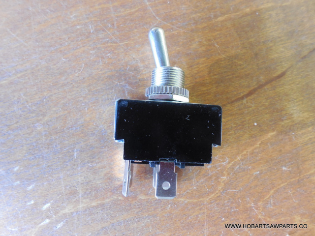 On-Off Toggle Switch 123088 with Tabs for Hobart Slicers