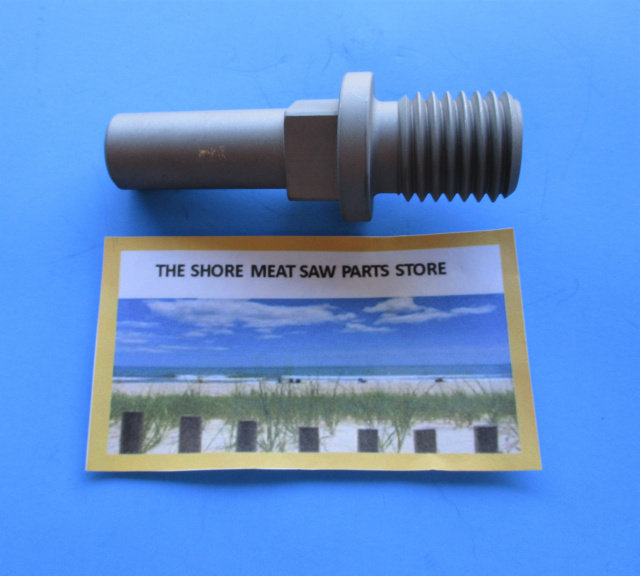 Feed Screw Stud for Hollymatic #52 Model 180 & 180A Meat Grinder. Replaces 100-0237