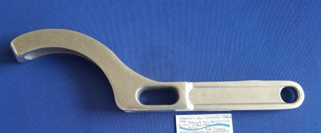 Grinder Spanner Ring Wrench for Hollymatic 100, 150, 175, 180, 180A & 190 Meat Grinder. Replaces #10