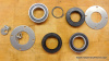 UPPER PULLEY SHAFT REPLACEMENT KIT FOR HOBART 6614 & 6801
