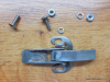 HOBART SAW C-102359 USED STATIONARY TABLE CLAMP FOR 5514-5614 WITH NEW HARDWARE