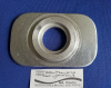 Upper Bearing Carrier Shield For Hobart 5514 & 5614 Meat Saw Replaces 103288