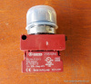 HOBART 00-478752-8 RED SWITCH FOR MEAT GRINDERS MG1532, MG2032 INCLUDES RED SWITCH, SWITCH CAP & NORMALLY CLOSED BLOCK