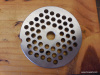 "#22 EUROPEAN STYLE HY QUALITY STAINLESS STEEL1/4"" GRINDER PLATE MEASURES 3-1/4"" DIAMETER"